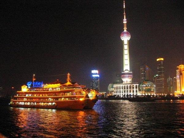 Vé máy bay đi Thượng Hải -Vẻ đẹp bến Thượng Hải