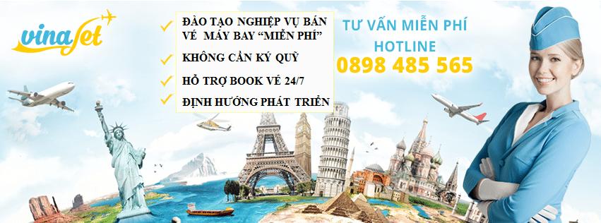 Quy trình bán vé máy bay dành cho Cộng Tác Viên của VINAJET.vn