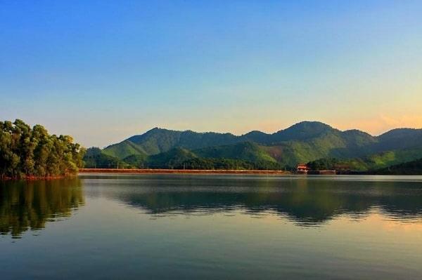 Hồ Pá Khoang - Điện Biên