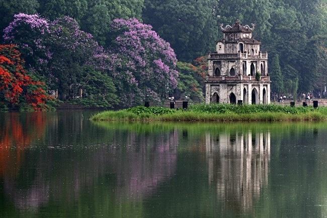Nhớ về Hà Nội vào một ngày cuối tháng 04