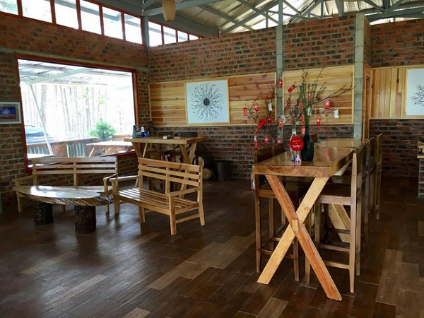 Đứng hình với quán cà phê sở thú mới toanh ở Đà Lạt