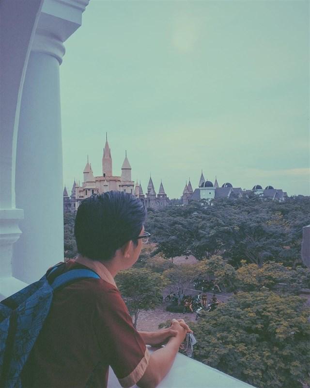Phát cuồng với trường Hogwarts phiên bản Việt