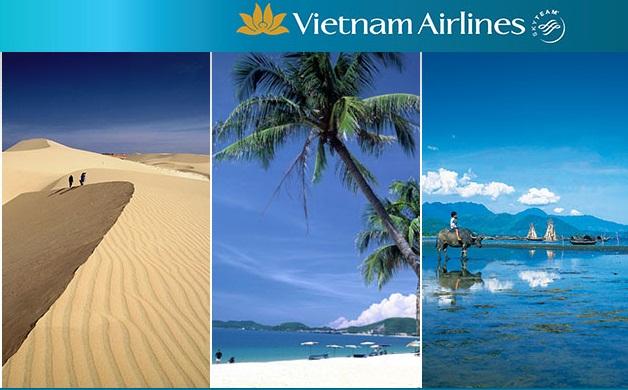 Vietnam Airlines ưu đãi vé hè chỉ 399K