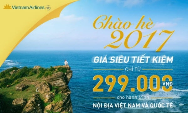 Chương trình khuyến mãi Vietnam Airlines