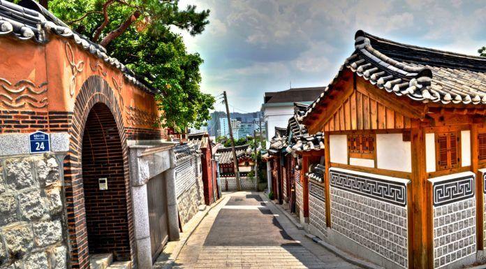 Đặt vé máy bay đi Seoul khám phá Làng Bukchon Hanok