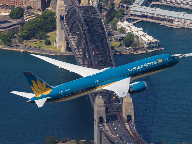 Đặt Vé máy bay đi Sydney, Úc