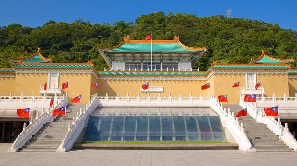 Đặt vé máy bay đi Đài Bắc khám phá bảo tàng Cố cung