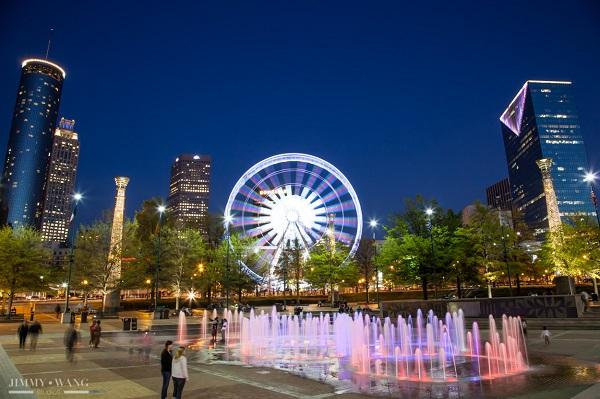 Vé Máy Bay Đi Atlanta, Mỹ