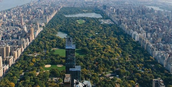 Đặt vé máy bay đi New York khám phá The Central Park