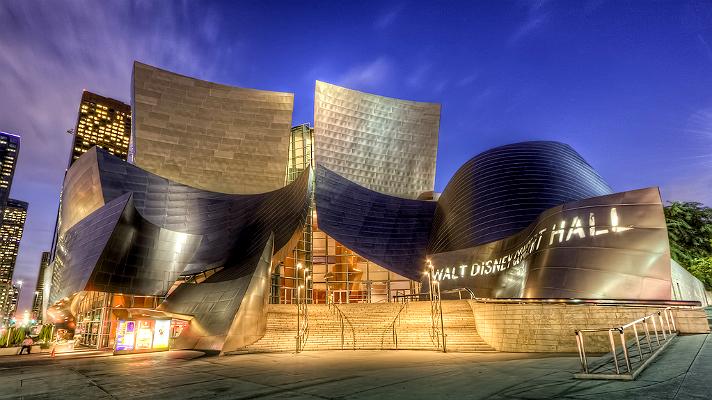Đặt vé máy bay đi Los Angeles khám phá Walt Disney Concert Hall