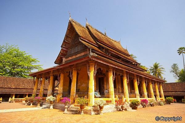 Vé Máy Bay Đi Viêng Chăn, Lào
