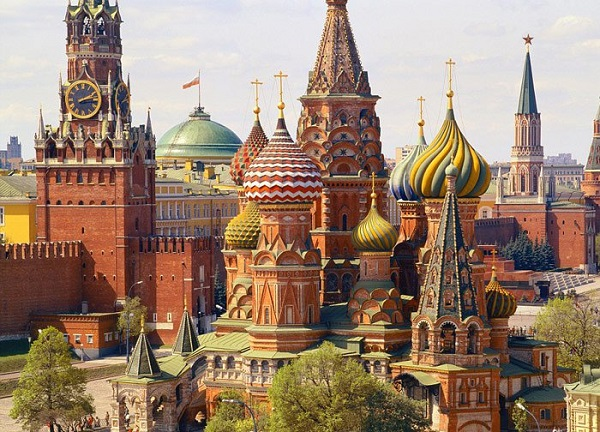 Vé Máy Bay Đi Moscow, Nga