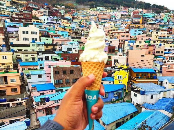 Vé Máy Bay Đi Busan, Hàn Quốc