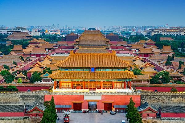 Đặt vé máy bay đi Bắc Kinh khám phá Tử Cấm Thành