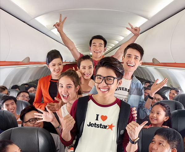 Khuyến mãi của hãng hàng không Jetstar Pacific