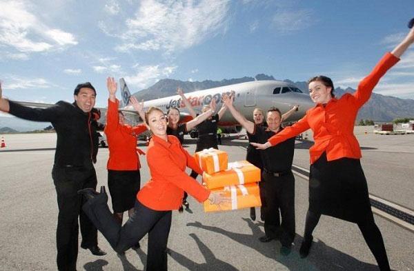 Trải nghiệm dịch vụ bay tốt của Jetstar Pacific