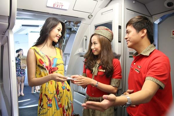 Vietjet Air - Hãng hàng không tư nhân giá rẻ