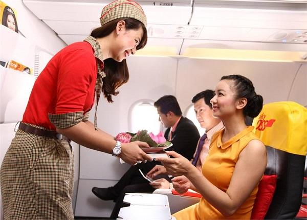 Điều kiện vé Skyboss hãng hàng không Vietjet Air