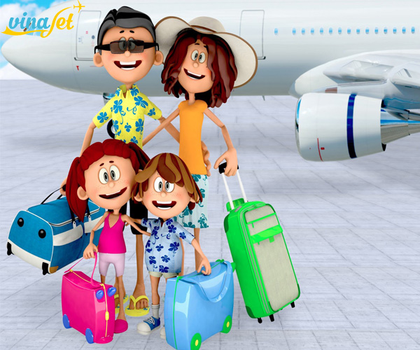 Cả nhà thỏa thích đi du lịch từ nhiều chương trình khuyến mãi