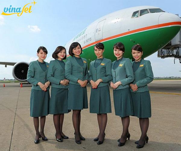 Thoải mái bay cùng Eva Air
