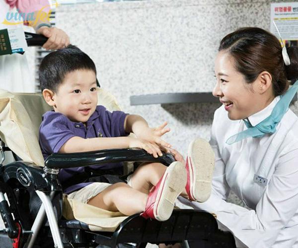 Korean Air -chăm sóc hành khách trên mọi chặng đường