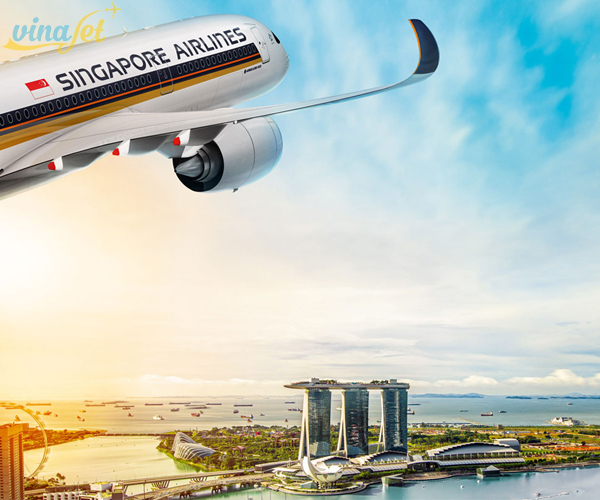 Làm sao đổi hay hoàn vé của Singapore Airlines
