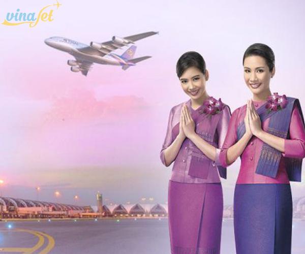 Dịch vụ hành lí tại Thai Airways