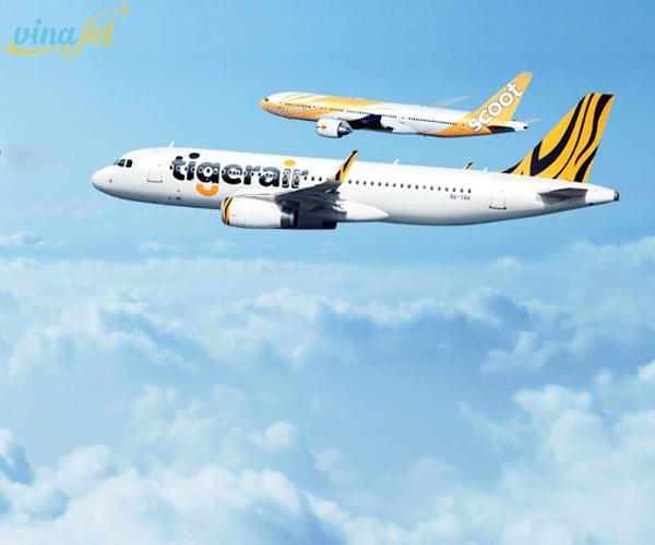 Điều kiện vé tại hãng Tiger Air