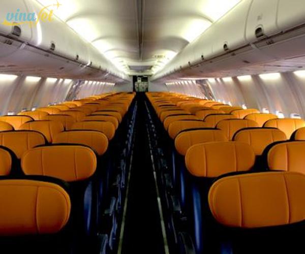 Điều kiện hạng ghế của Tiger Air