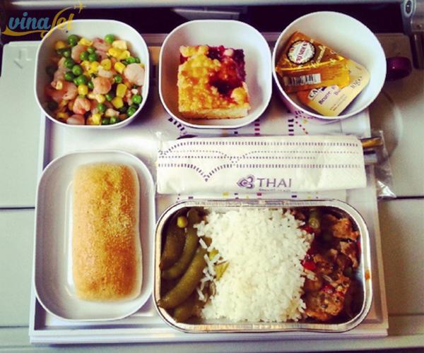 Dịch vụ đặc biệt của Thai Airways