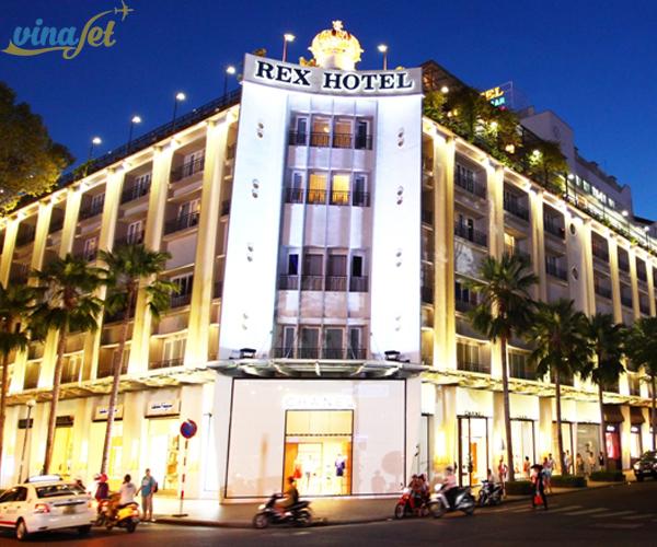 Khách sạn tại Sài Gòn