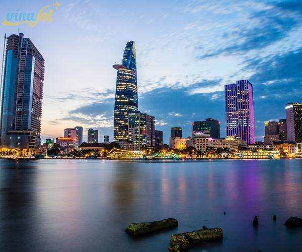 Du lịch Tết ở Sài Gòn