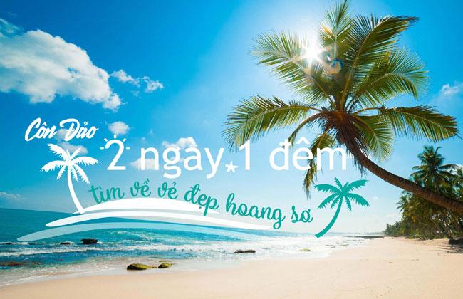 Vé máy bay đi Côn Đảo Vietjet, Jetstar, Vietnam Airlines giá rẻ 499K