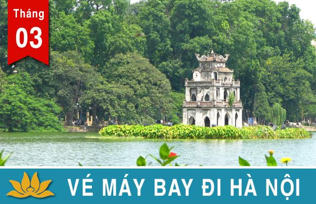 Vé máy bay đi Hà Nội Vietjet, Jetstar, Vietnam Airlines giá rẻ 499K