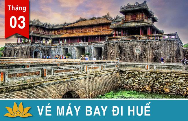 Vé máy bay đi Huế Vietjet, Jetstar, Vietnam Airlines giá rẻ 199K