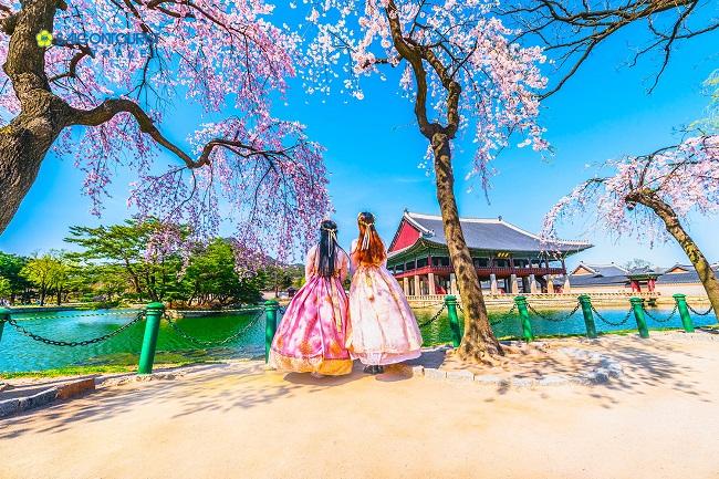 Du lịch Hàn Quốc cùng Vietnam Airlines