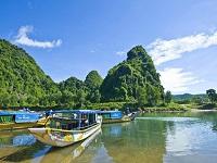 Vé Máy Bay Sài Gòn - Đồng Hới