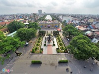 Vé Máy Bay Đà Nẵng - Hải Phòng